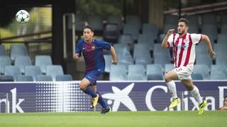 Las mejores imágenes del Juvenil A - Olympiacos (5-0) de la Youth League