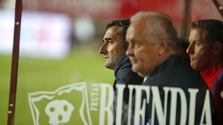 Valverde happy with win in 'typical' Copa clash
