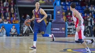 Anadolu Efes 83 - FC Barcelona Lassa 107 (Euroleague)