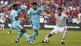 All the best of the action from Wednesday's game at the FedExField in the International Champions Cup