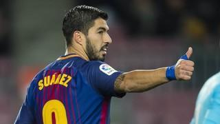FC Barcelona 1 - Valencia 0 (1 minute)