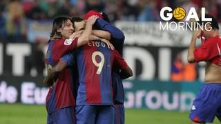 Goal Morning: Ha llegado el día Atlético de Madrid - Barça