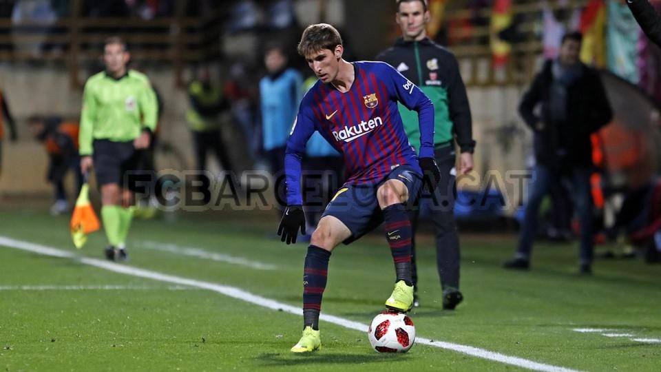 صور مباراة : كولتورال ليونيسا - برشلونة 0-1 ( 31-10-2018 ) كأس ملك إسبانيا 101926788