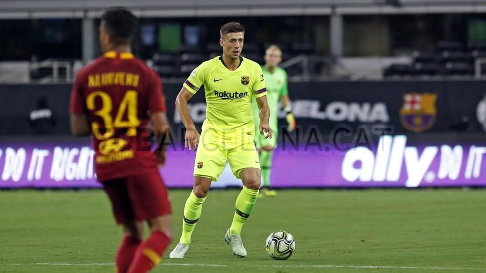 صور مباراة : برشلونة - روما 4-2 ( 01-08-2018 )  95179908
