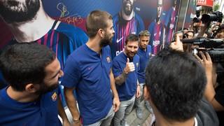 Barça takes Tokyo by storm