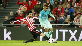 Athletic Club 2 - FC Barcelona 1 (1 minute)