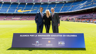 Project forms part of eight-year agreement between FCB Foundation and Obra Social