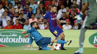 FC Barcelona 1 – Real Madrid 3 (3 minutes)