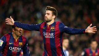 FC Barcelona 5 - Espanyol 1