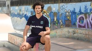"""Thiagus Petrus: """"Sóc un jugador d'equip"""""""