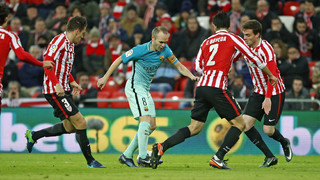 The best skills of Andrés Iniesta at FC Barcelona