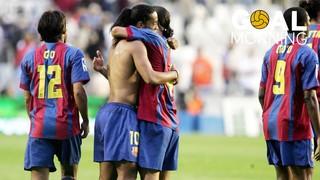 ¡Goal Morning! ¿Recuerdas este gol de Ronaldinho?