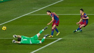 FC Barcelona 5 - Real Madrid 0 (Liga 2010-11)