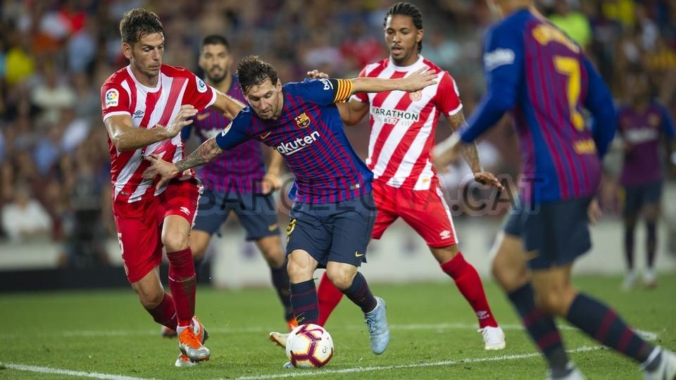 صور مباراة : برشلونة - جيرونا 2-2 ( 23-09-2018 )  99551880