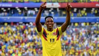 Com han viscut els aficionats colombians el mundial de Yerry Mina?