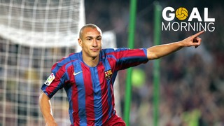 Goal Morning! Do you remember this great goal by Henrik Larsson?