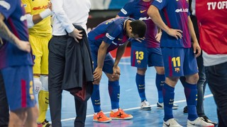 Movistar Inter 1-1 Barça Lassa: Cruel defeat on penalties