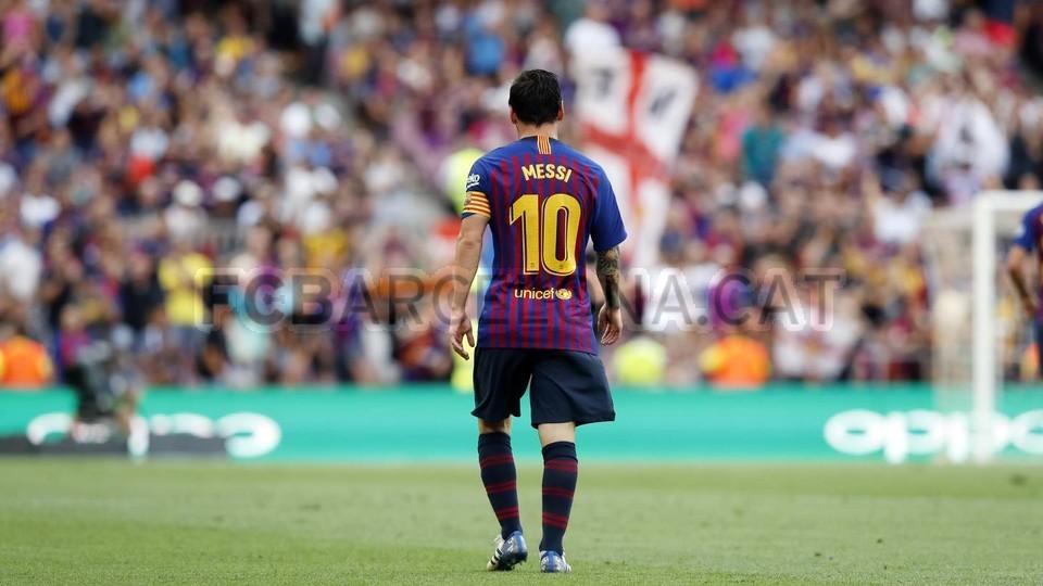 صور مباراة : برشلونة - هويسكا 8-2 ( 02-09-2018 )  97495433