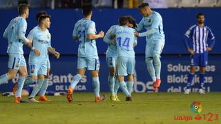Lorca 1 - FC Barcelona B