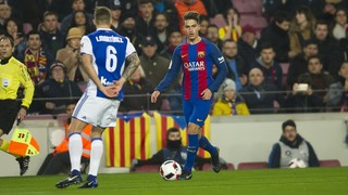 FC Barcelona 5 - Real Sociedad 2