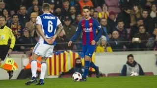 FC Barcelona 5 - Reial Societat 2