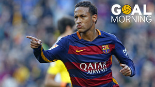 Goal Morning! What a goal from Neymar against Real Sociedad!