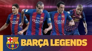 Partit Seleçao Pernambuco 0 - Barça Legends 1