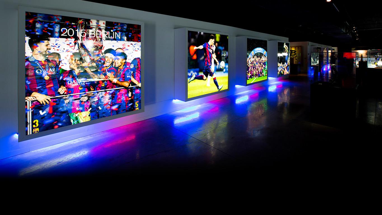 Camp Nou Experience - Tour & Museum  Official FC Barcelona Page - FC Bar...