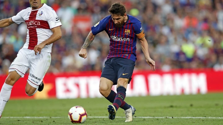 صور مباراة : برشلونة - هويسكا 8-2 ( 02-09-2018 )  97434762