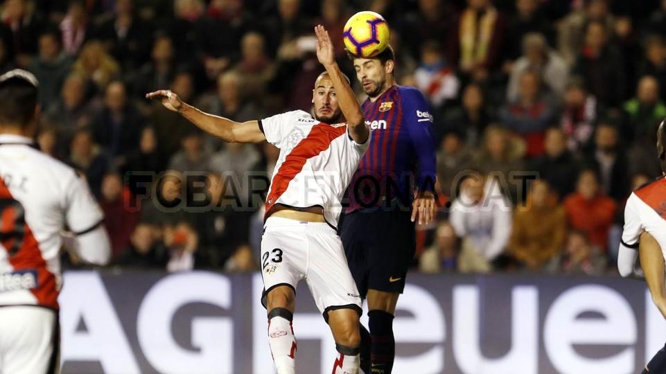 صور مباراة : رايو فاليكانو - برشلونة 2-3 ( 03-11-2018 )  102033034