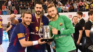 ¡Campeones de la Copa del Rey de balonmano 2018!