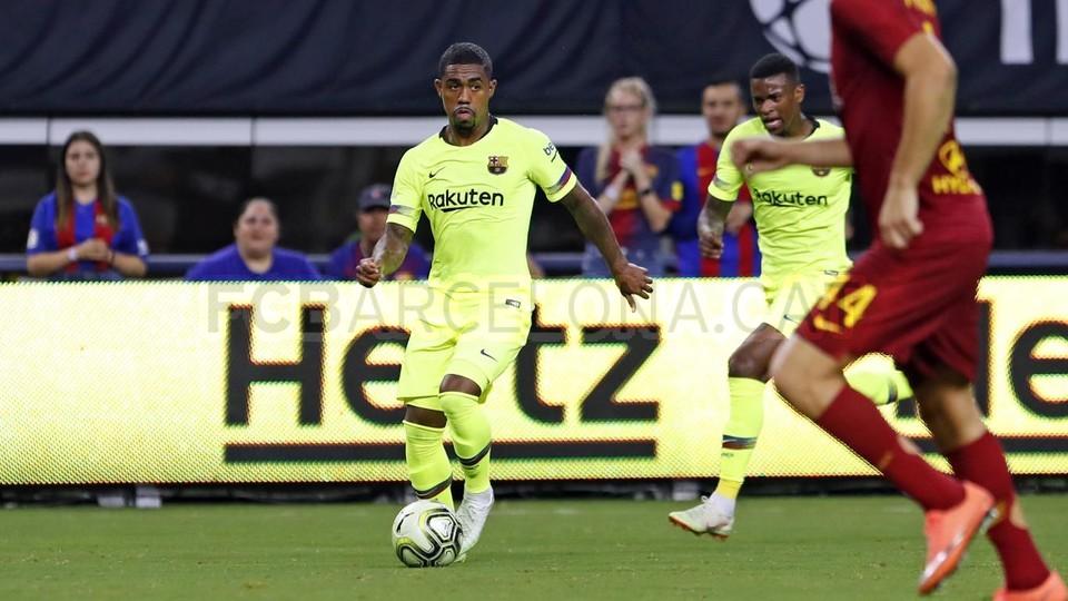 صور مباراة : برشلونة - روما 4-2 ( 01-08-2018 )  95179914