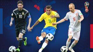Descubre las opciones de los jugadores azulgranas para acceder a la siguiente ronda del Mundial de Rusia