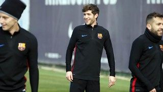 First session to prepare for trip to Valencia