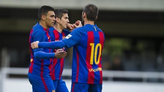 FC Barcelona B 12 - Eldense 0 (full match)