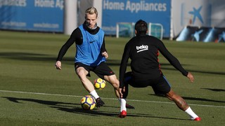 Move of the week #9: el cohete de Ivan Rakitic