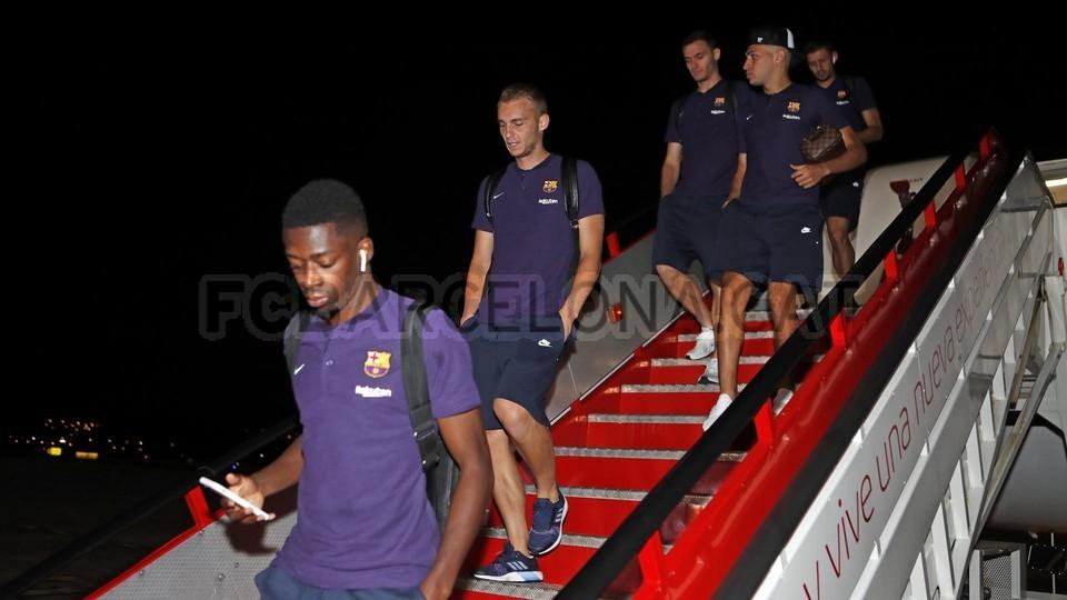 هكذا كانت الرحلة من برشلونة إلى سان سيباستيان 98423310