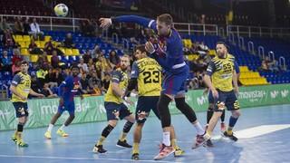 Barça Lassa - Bidasoa Irún: Triunfo trabajado (29-26)