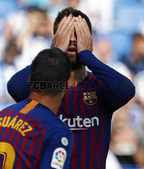 صور مباراة : ريال سوسيداد - برشلونة 1-2 ( 15-09-2018 ) 98623884