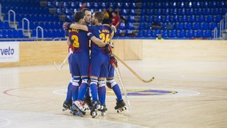 FC Barcelona Lassa v PAS Alcoy: Dominance rewarded in hard fought win (3-1)