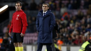 Ernesto Valverde: Win a boost ahead of next weekend