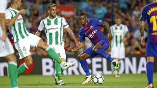 FC Barcelona 2 - Betis 0