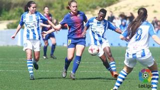 Sporting de Huelva 1 - FC Barcelona 1 A (Liga)