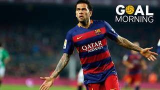 Goal Morning! Dani Alves' goal vs Villanovense!