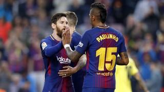 FC Barcelona - Villarreal (1 minuto)