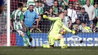Betis 1 - FC Barcelona 1