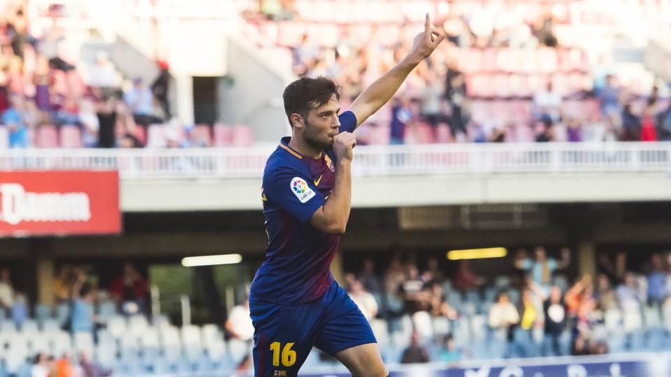 レアル・ムルシア - FCバルセロ...
