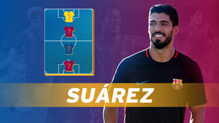 My Top 4: Luis Suárez reveals his heroes