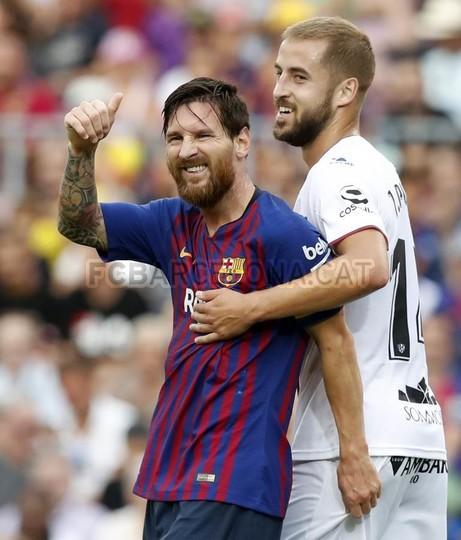 صور مباراة : برشلونة - هويسكا 8-2 ( 02-09-2018 )  97495439