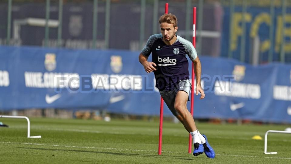 إستعدادات برشلونة لمباراة الكلاسيكو 26-10-2018 101593231